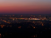 Rzeszow at night 1