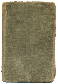 Grunge vintage book cover