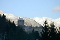 Castle in Easttirol