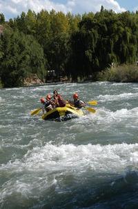 Rafting in Mendoza Argentina 5
