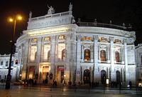 Viena, the Burgteather