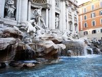 Fontana di Trevi 1