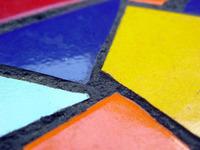Mosaics close-up