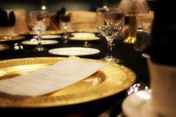 Fancy Dinner setting