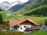 Valli di Tures, Italian Alps