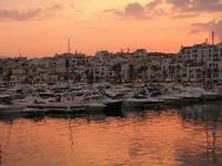 Puerto Banus Sunset 2