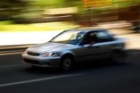 Moving Vehicles 1 Honda Civic