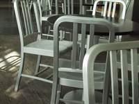 Alumium chairs 2