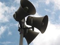 Speaker Megafoon