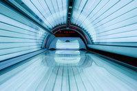 inside solarium