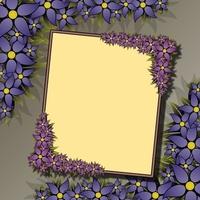 Floral Frame 3