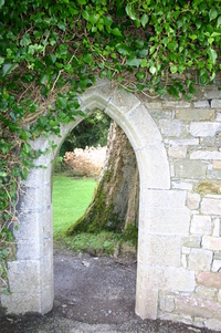 a door to