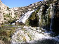 Waterfalls on Bijela rijeka