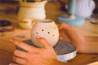 preparing ceramics 1