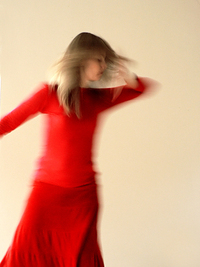 Dancing In Red 3