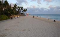 Fort DeRussey Beach, Waikiki, Hawaii