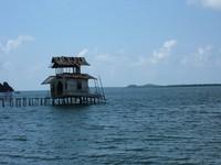 Hut on Sea