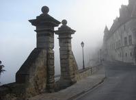 Laon city France