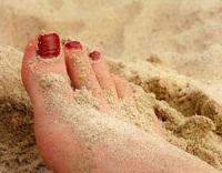 Alexandra's Toes