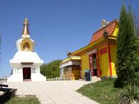 Buddhist Meditation Center 2