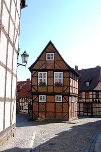 Quedlinburg - UNESCO world heritage 1