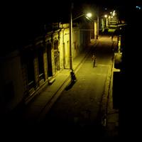 Night scene in Santiago de Cub