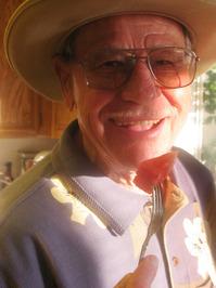 Grandpa Lukas on the 4th of Ju