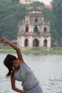 Aerobics in Vietnam