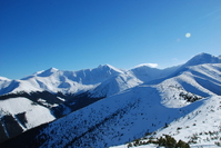 Grzes Peak - winter 2