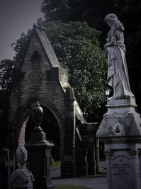 Dark Cemetery Shoot 2