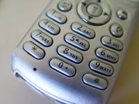 Motorola C333 detail