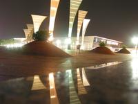 Barcelona port veil