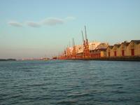 Porto Alegre Harbor 1