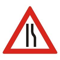 traffic sign 9