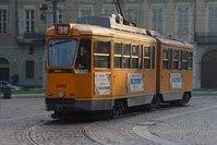 trolley in Torino