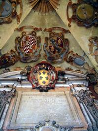 Decor Archiginnasio di Bologna