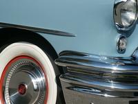 1955 Buick Whitewalls