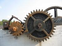 Rusty Mechanism, Black's Rapids Dam 2