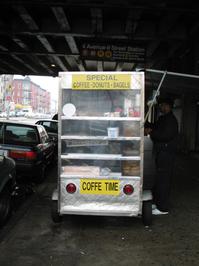Coffe Time in Brooklyn, NYC