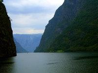 Dramatic Naroefjord