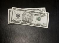 50 dollars USD 1