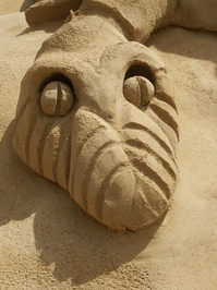 sand sculptures 3
