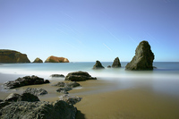 NightScape - Rodeo Beach, Marin County