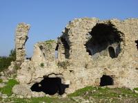 Ruins at turkey