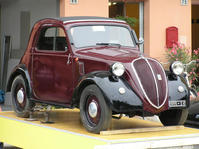 """Fiat 500 """"Topolino"""