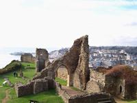 Hastings Castle 3