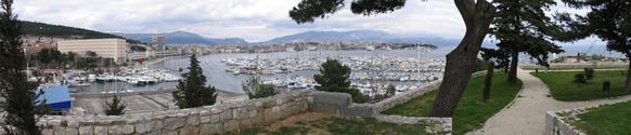 Sustipan, Split, Croatia