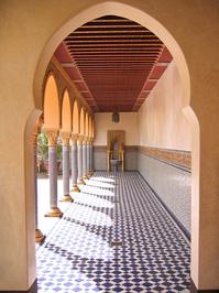 oriental archway 2