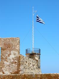Cretan castle
