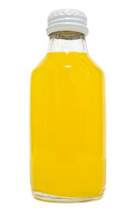C in a bottle
